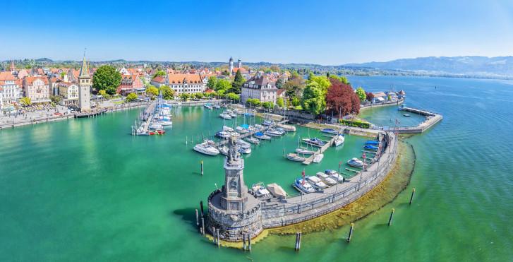 Lac de Constance (Allemagne)
