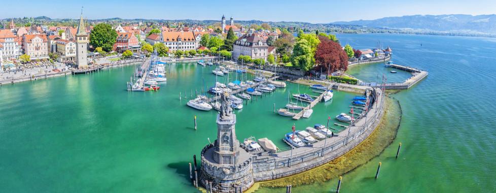 Hôtel Traube am See, Lac de Constance (Allemagne) - Vacances Migros