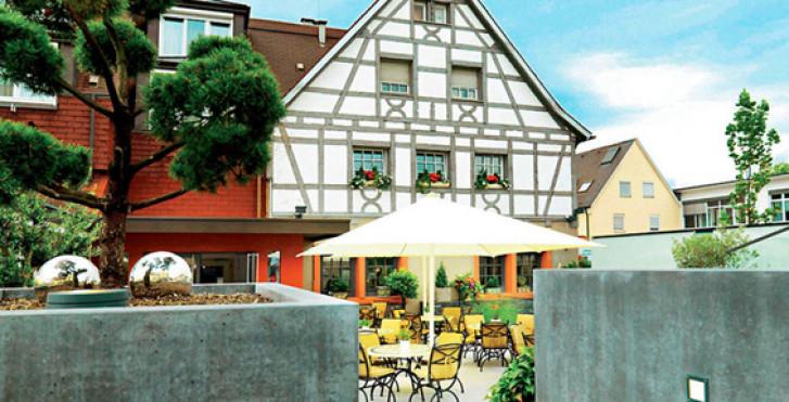 Hôtel Traube am See