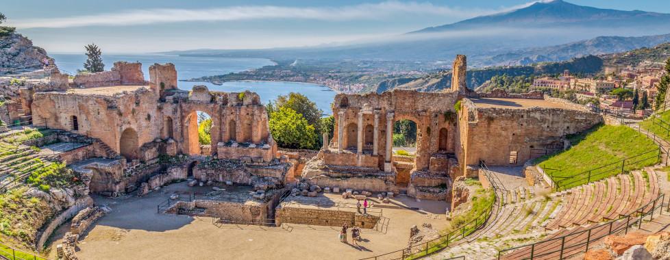 Monte Tauro, Taormine & Giardini Naxos - Vacances Migros