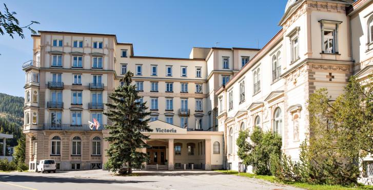 Hôtel Reine Victoria - Été, remontées mécaniques incluses*