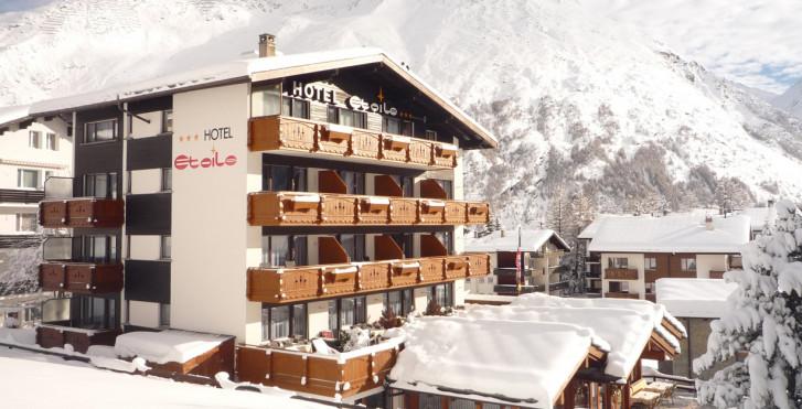 Hôtel Alpenlodge Etoile