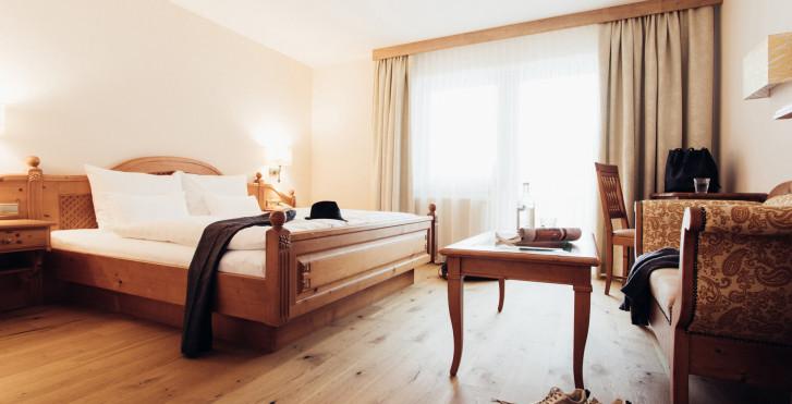 Doppelzimmer - Hotel Habicher Hof
