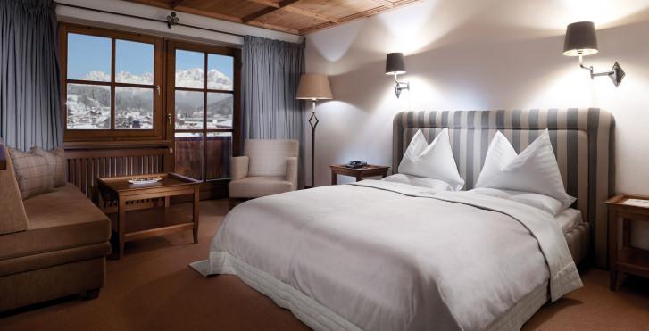 Doppelzimmer - Schwarzer Adler Kitzbühel Hotel & Spa