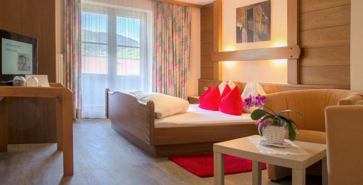 Doppelzimmer - Hotel Simmerlwirt - Sommer inkl. Bergbahnen