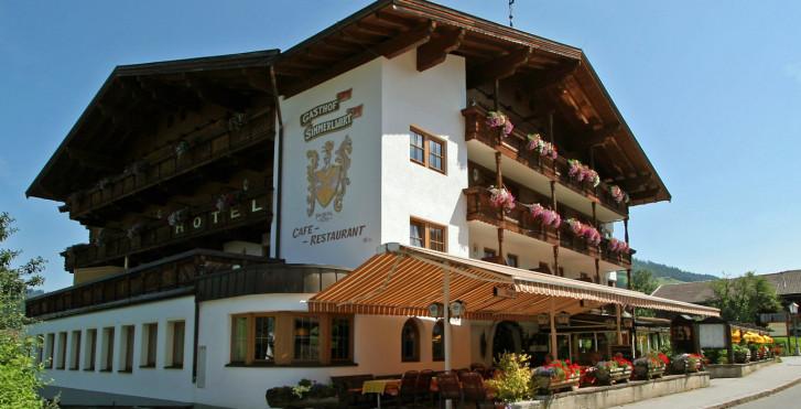 Hotel Simmerlwirt - Sommer inkl. Bergbahnen