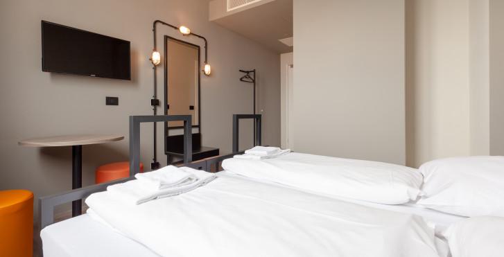 Doppelzimmer - a&o Venedig Mestre 2