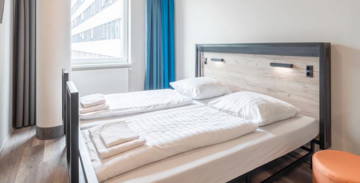 Doppelzimmer - a&o Köln Neumarkt