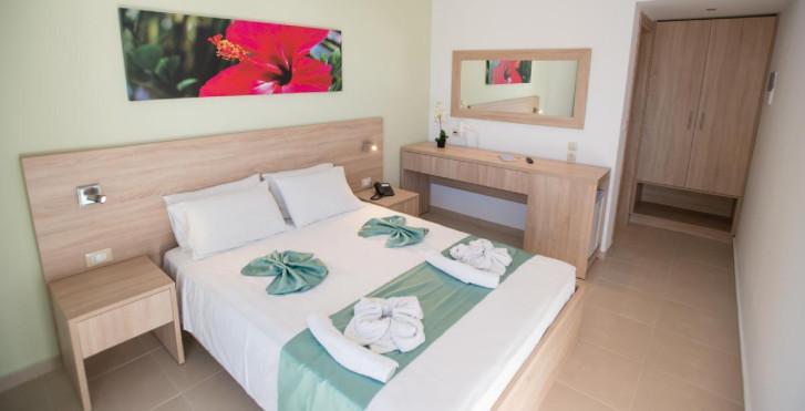 Chambre double - Meliton Hotel