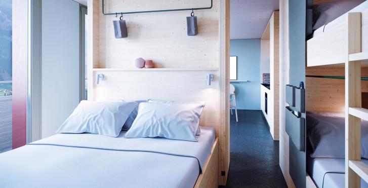 Appartement - Apart Hotel Adelboden - Skipauschale