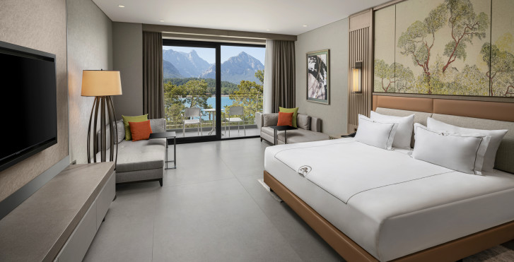 Doppelzimmer Deluxe - NG Phaselis Bay