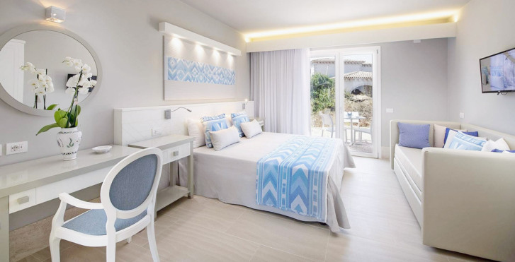 Doppelzimmer Classic - Is Serenas Badesi Village