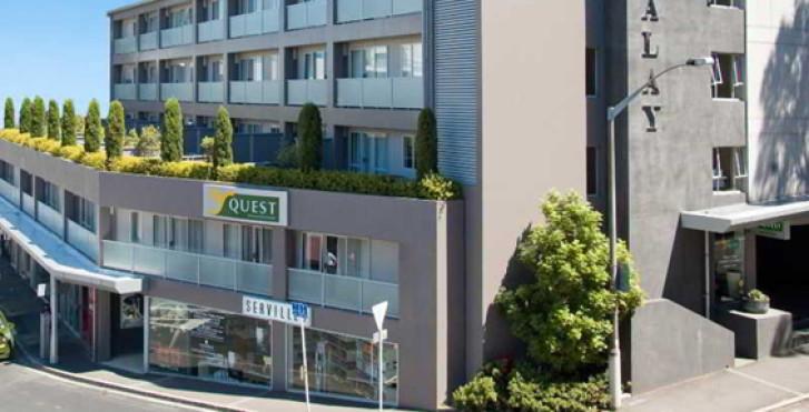Bild 17301105 - Quest Newmarket Serviced Apartments