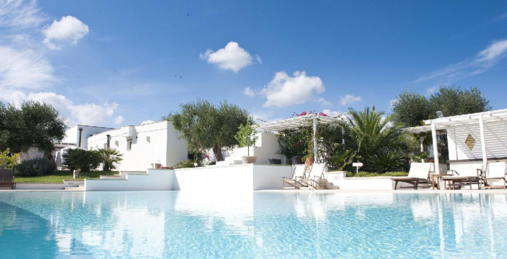Bild 17059925 - Tenuta Centoporte Resort Hotel