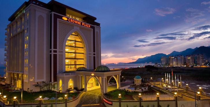 Bild 7265334 - Crowne Plaza Hotel Antalya
