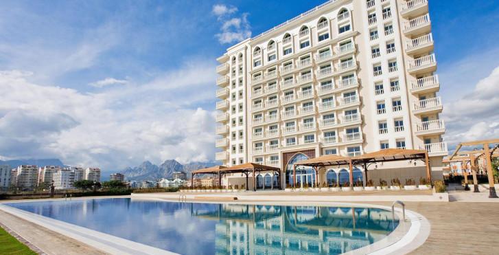 Bild 7265322 - Crowne Plaza Hotel Antalya