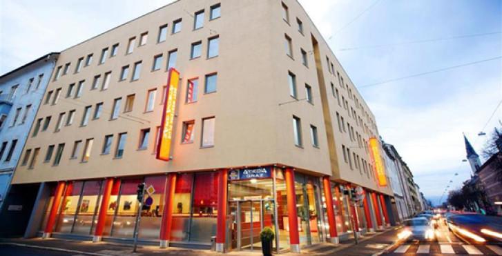 Bild 23864158 - Best Western Plus Amedia Graz