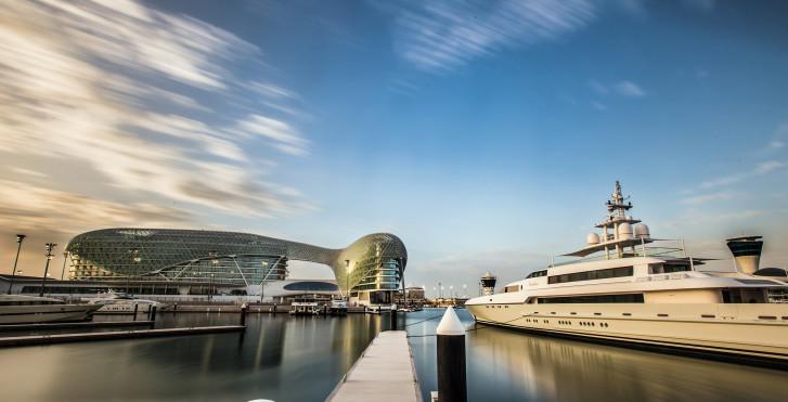 Image 21086951 - Yas Viceroy Abu Dhabi