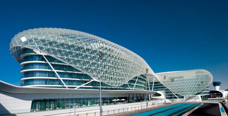 Bild 9787146 - Yas Viceroy Abu Dhabi