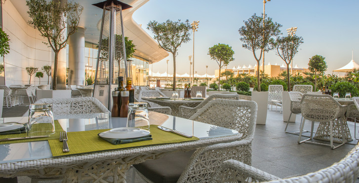 Bild 21086961 - Yas Viceroy Abu Dhabi