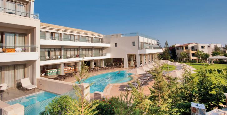 Castello boutique resort spa kreta migros ferien for Design boutique hotel kreta