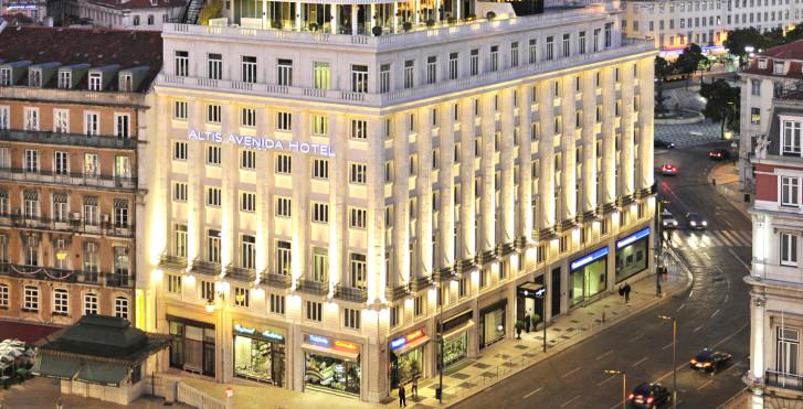 Bild 27275287 - Altis Avenida Hotel