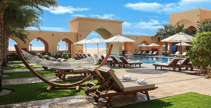 Bild 25954137 - Tilal Liwa Hotel