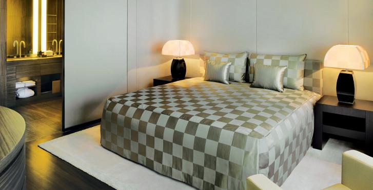 Chambre Deluxe - Armani Hotel Dubai