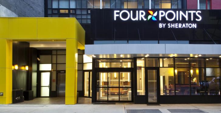 Bild 28063612 - Four Points by Sheraton Midtown Times Square