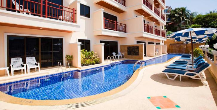 Bild 27953596 - Jiraporn Hill Resort