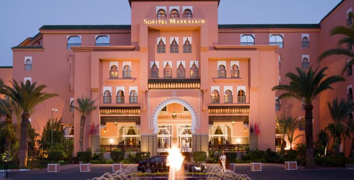 Hotel Sofitel Palais Imperial Marrakech