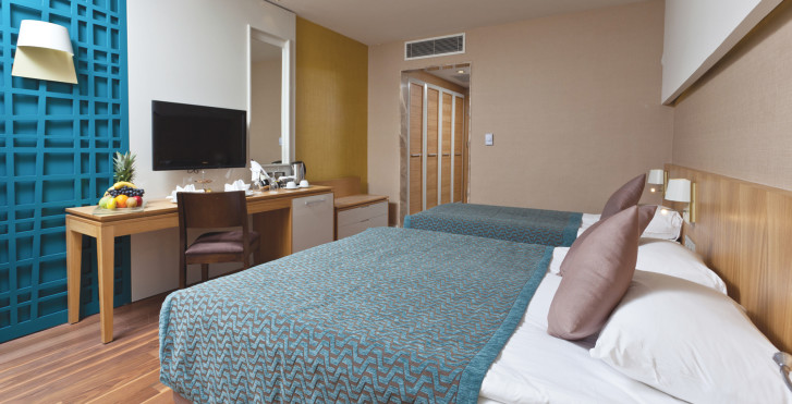 Exemple - Sherwood Dreams Resort