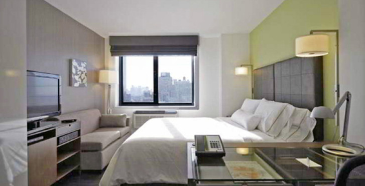 Hotel Element Times Square New York