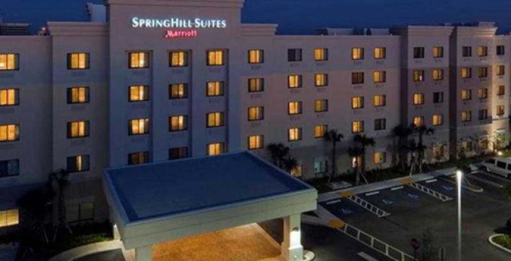 Image 12654339 - Springhill Suites By Marriott West Palm Beach
