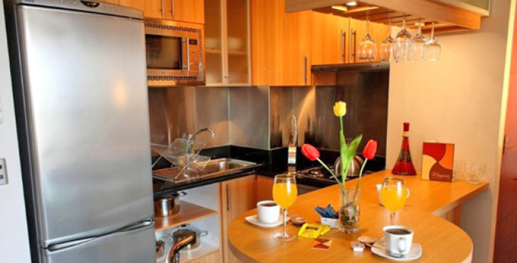 Bild 15559946 - Monarca Hotel Las Condes