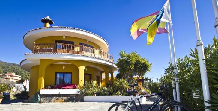 Bild 9654923 - Alta Montaña Hotel