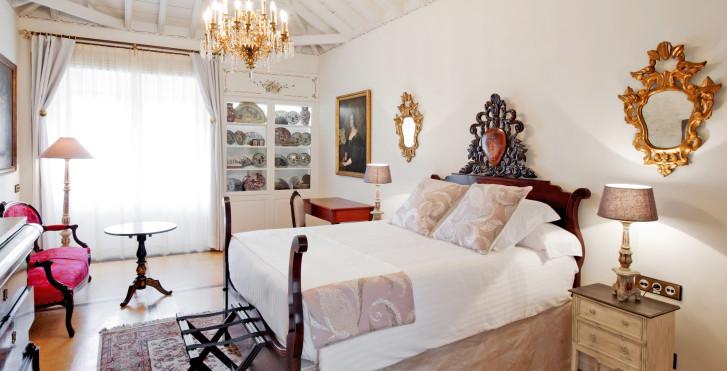 Doppelzimmer Premium - Hacienda de Abajo