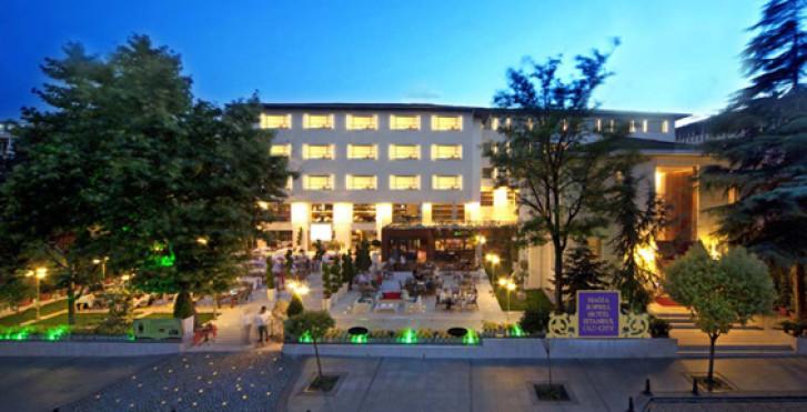 Bild 12940933 - Hagia Sophia Hotel Istanbul Old City