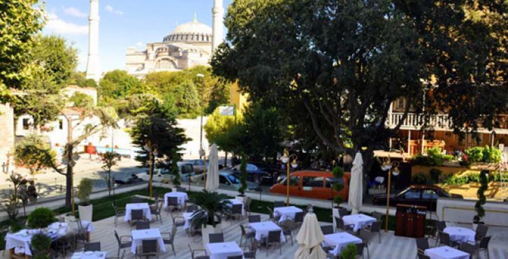 Bild 12940937 - Hagia Sophia Hotel Istanbul Old City