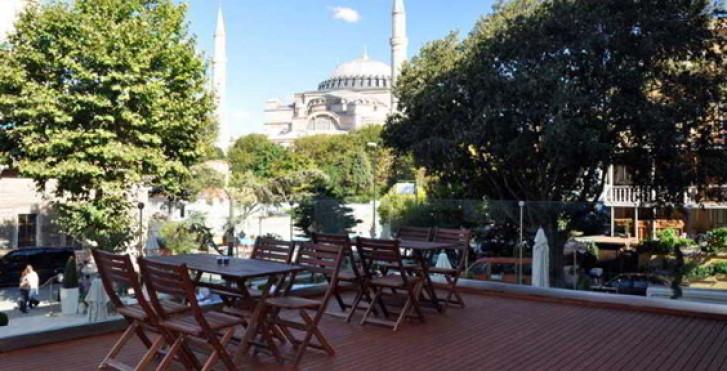 Bild 12940956 - Hagia Sophia Hotel Istanbul Old City