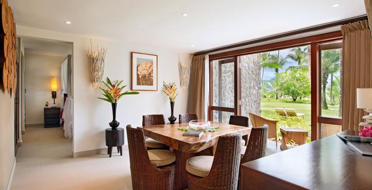 Suite One Bedroom Seaview Garden - Kempinski Seychelles Resort