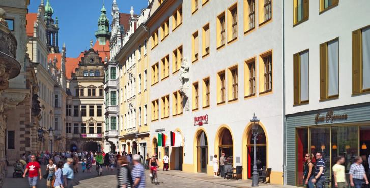 Bild 27814599 - HYPERION Hotel Dresden am Schloss (ex. Swissôtel Dresden Am Schloss)