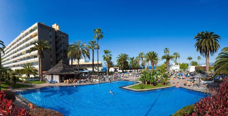 Hotel Puerto Palace Teneriffa Adresse