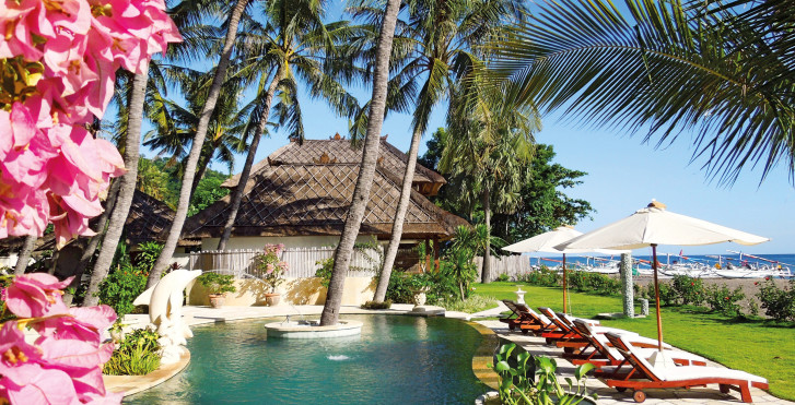 Bild 7960415 - Palm Garden Amed Beach & Spa Resort