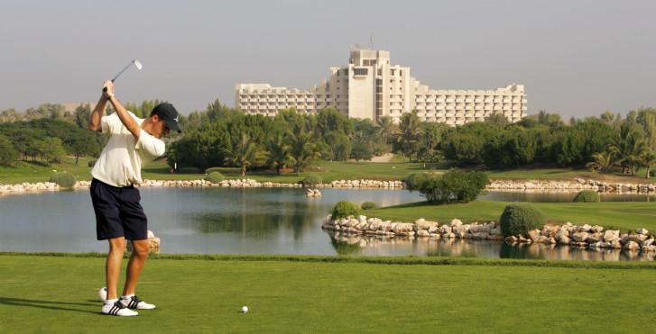Bild 7689544 - JA Jebel Ali Beach Hotel