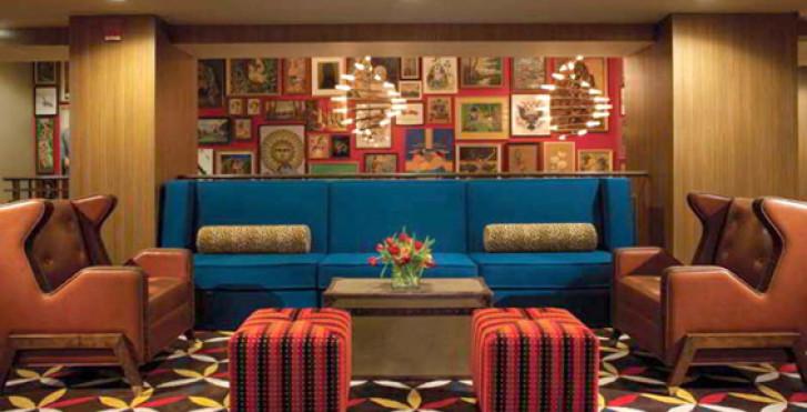 Bild 13361080 - Hotel Lincoln - A Joie de Vivre Hotel