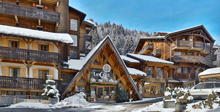 Image 28088781 - Hôtel Club Le Crêt