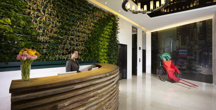 Bild 29083455 - Hotel Madera Hong Kong