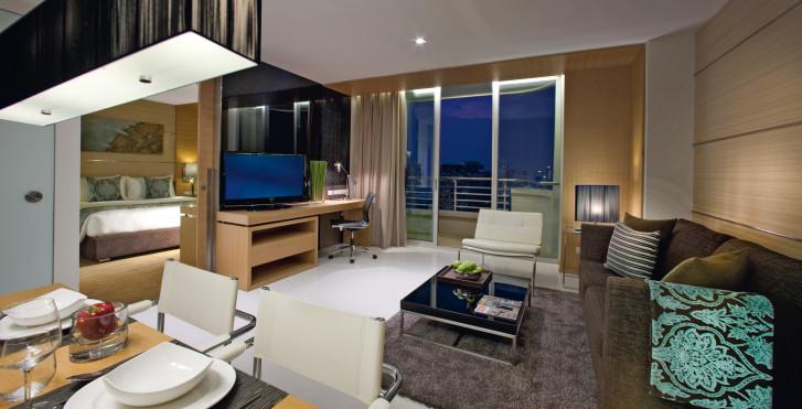 Chambre deluxe - Anantara Bangkok Sathorn
