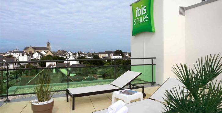Bild 28455689 - ibis Styles Quiberon Centre